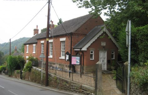 Alton Primitive Methodist Chapel, Staffordshire