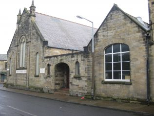 Amble; Percy Street Primitive Methodist Chapel, Northumberland