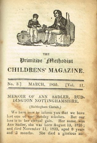 Ann Sadler, of Ruddington, Notts | Englesea Brook Museum