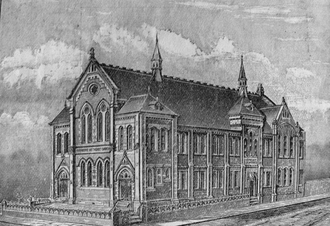 Anns Road Primitive Methodist chapel | Handbook of the Primitive Methodist Conference 1901; Englesea Brook Museum