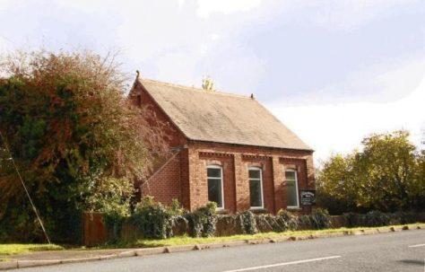 Anslow Primitive Methodist Chapel, Staffordshire
