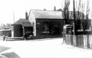 Wood Lane Primitive Methodist Chapel, Church Street