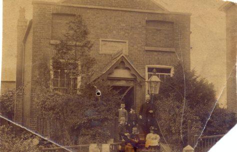 Ashbourne Primitive Methodist Chapels, Derbyshire