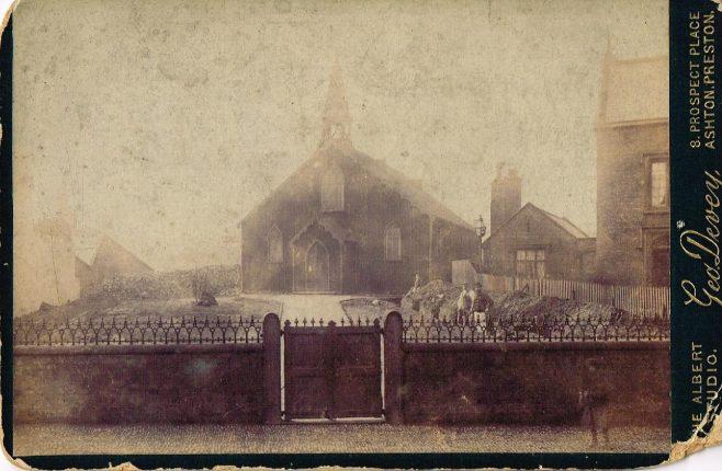 Ashton-under-Lyne Primitive Methodist Chapel | Steve Wild