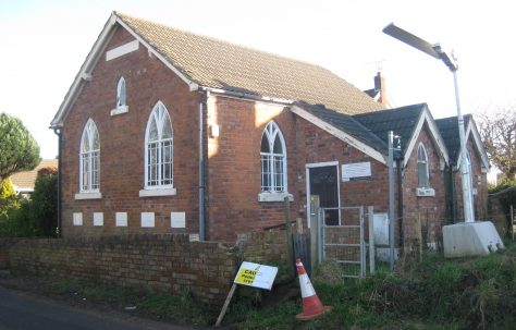 Ashton Primitive Methodist Chapel Ashton Hayes Cheshire