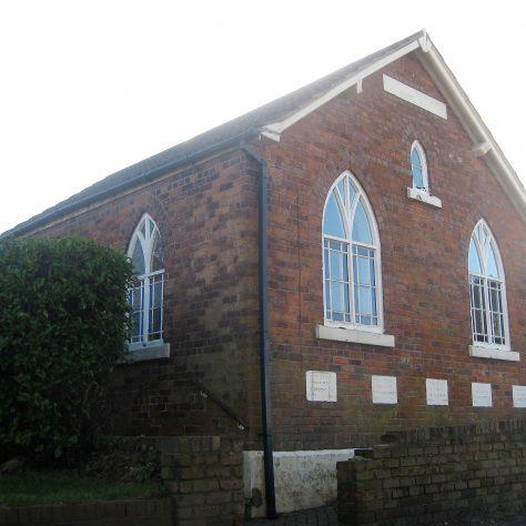 Ashton Primitive Methodist Chapel Ashton Hayes Cheshire
