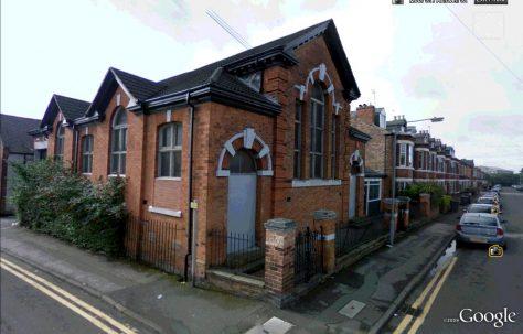 Nottingham Ashwell St. Primitive Methodist Church Netherfield