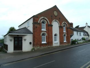 Aspley Guise Primitive Methodist Chapel