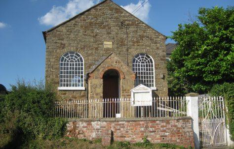 Asterley P M Chapel Shropshire