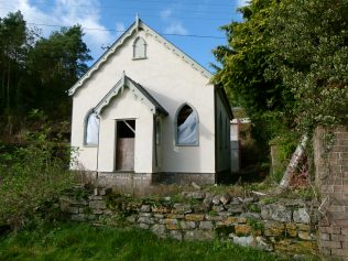 Aymestrey Primitive Methodist Chapel (rebuilt) 2013 | R Beck