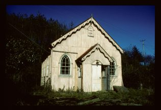 Aymestrey PM Chapel in 1991 | David Hill