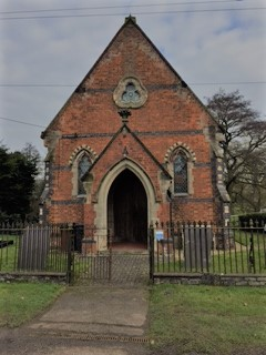 Woodmill Chapel | Rev.David Leese