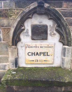 Horsley Woodhouse Primitive Methodist Chapel