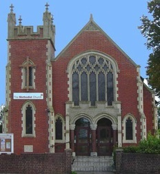 Attleborough Methodist church