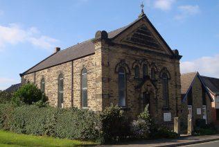 Beighton Primitive Methodist Chapel