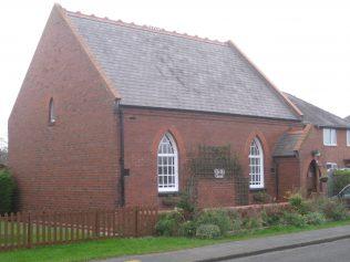 Babbinswood PM Chapel Shropshire