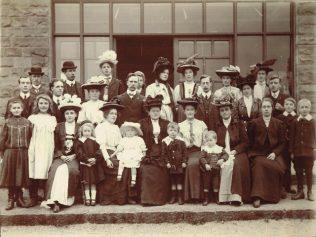 Bakewell Primitive Methodist Church, c1908   Sandra Taylor