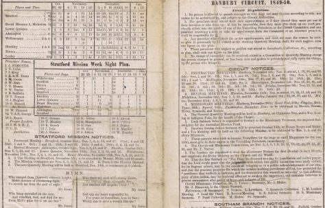 Banbury Circuit 1849 Q4