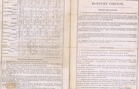 Banbury Circuit 1858 Q1
