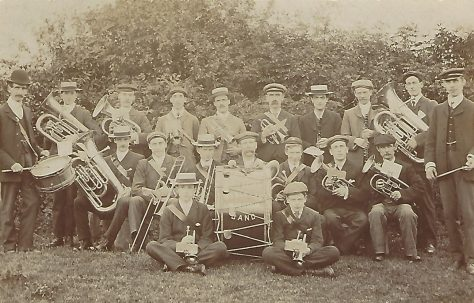 Primitive Methodist Brass Bands
