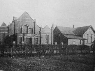Banks Primitive Methodist chapel | Handbook of the 90th Annual Primitive Methodist Conference held in Southport in 1909