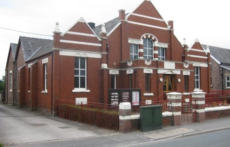 Banks (Chapel Lane) Primitive Methodist Chapel Lancashire