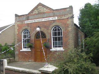 Burnham Primitive Methodist Chapel Lincolnshire