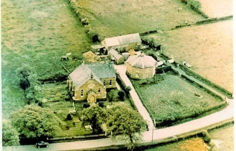 Chorley Bateman Memorial Chapel 1875, Cheshire