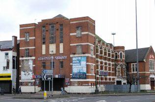 former Belgrave Gate Primitive Methodist chapel Leicester | Christopher Hill February 2016