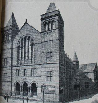Leicester Belgrave Gate Primitive Methodist chapel | Handbook of the Primitive Methodist Conference 1927; Englesea Brook Museum