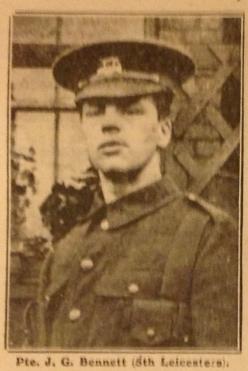Bennett, J George (1895-1915)