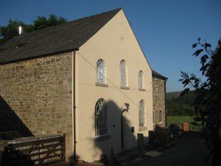 Hope's Gate (Bentlawnt) Ebenezer Primitive Methodist Chapel Shropshire