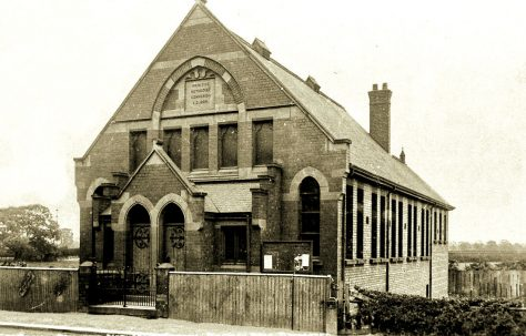 Doncaster; Bentley Rd Primitive Methodist chapel