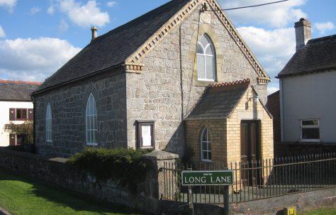 Morton (Bethel) PM  Chapel, Shropshire