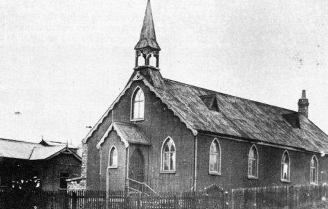 Bewicke Main PM Chapel, Co. Durham