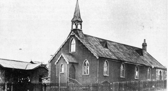 Bewicke Main PM Chapel c1935 | Newcastle upon Tyne District Archives