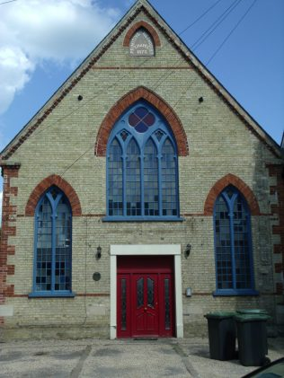 Biggleswade Primitive Methodist Chapel