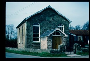 Birch Methodist Chapel - March 1993 | David Hill