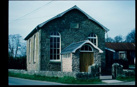 Birch Primitive Methodist Chapel, Herefordshire
