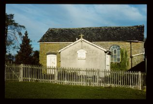 Chapel before conversion to a dwelling in 1990 | David Hill