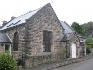 Birchover Primitive Methodist Chapel Derbyshire