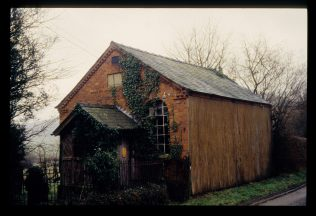 Chapel before conversion into a dwelling (1996) | David Hill