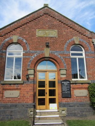 Bishop's Offley PM Chapel Offleymarsh Staffordshire