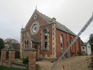 Bishopstone Primitive Methodist chapel, on the edge of the Berkshire Downs | David Young
