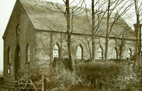 Blakeley Lane PM Chapel