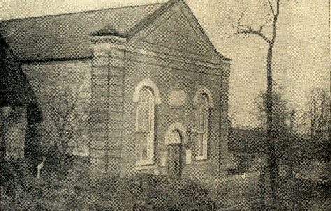Blunsdon Primitive Methodist chapel