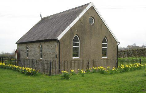 Boldron Primitive Methodist Chapel, Teesdale Circuit, Yorkshire (now County Durham)