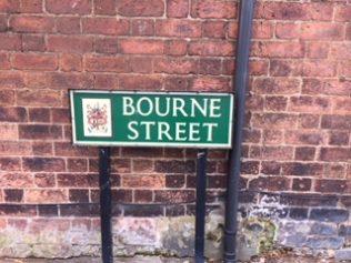 A Methodist street name!