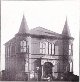 Leeds First Circuit; Bourne Chapel