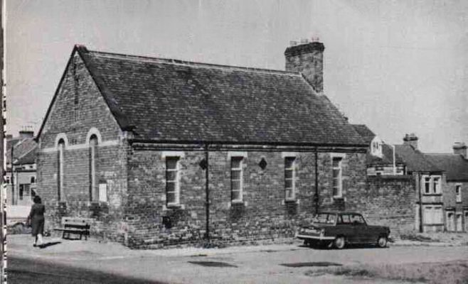 Brack Terrace PM Chapel, Bill Quay | Bede Circuit Archive Collections
